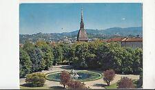 BF29382 torino i giardini del palazzo reale e mole  italy front/back image
