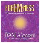 Forgiveness: 21 Days to Forgive Everyone for Everything by Iyanla Vanzant (Paperback, 2013)
