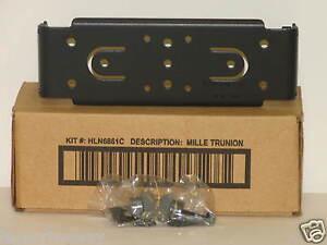 motorola xtl150 xtl2500 xtl5000 mounting bracket complete. Black Bedroom Furniture Sets. Home Design Ideas