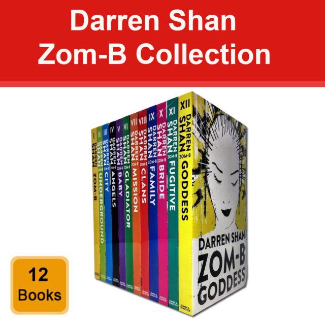 zom b darren shan free 18