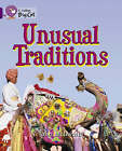 Unusual Traditions: Band 08/Purple by John McIlwain (Paperback, 2005)