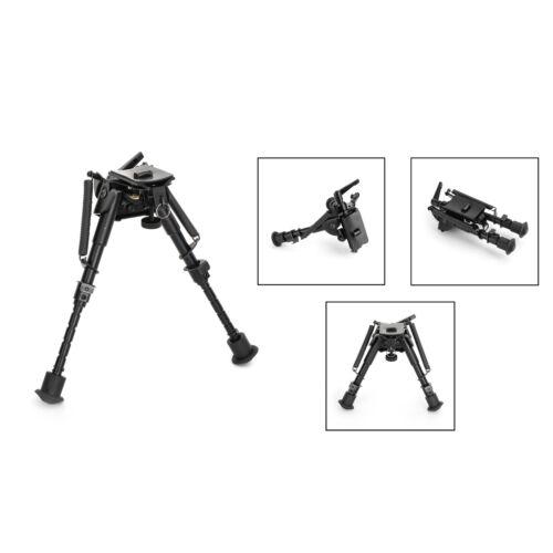 "6/"" to 9/"" Spring Return Rifle Bipod Sling Swivel pivot-lock Mount TZ"