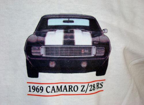 RS CHEVROLET CAMARO LONG SLEEVE Z-28