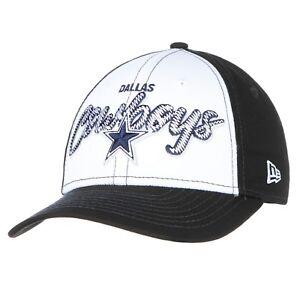 f9b5d38aa33d2 DALLAS COWBOYS NFL NEW ERA 9FORTY YOUTH BLUE SCRIBBLED FRONT HAT CAP ...