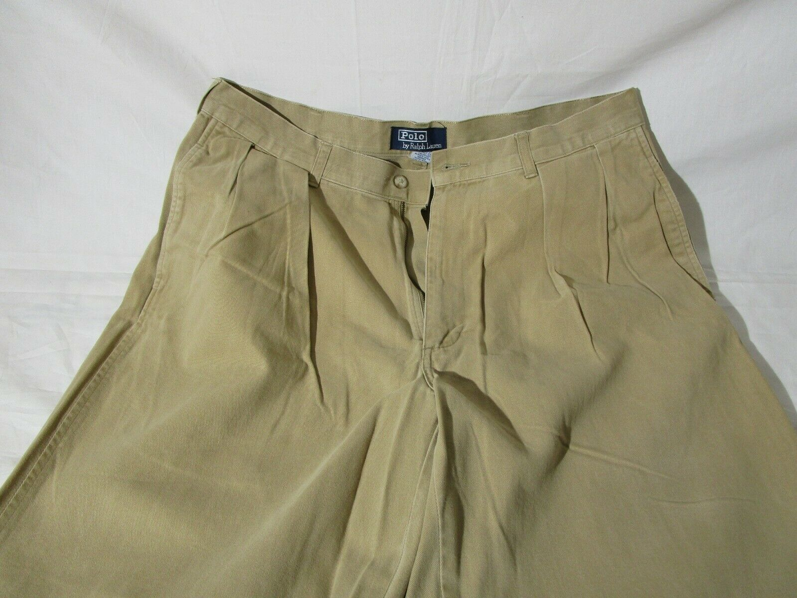 VINTAGE 90'S MEN'S POLO BY RALPH LAUREN CHINO DRE… - image 2