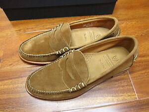 a91b83564e5 Allen Edmonds Sea Island Slip-on Loafer  69130 Tan Made in USA New ...