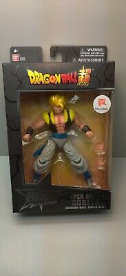 Dragonball Z Super Dragon Stars Super Saiyan Gogeta Figure Walgreens Exclusive