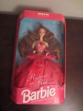 Radiant in Red Barbie Vintage 1992 Toys R Us Special Edition #1276 Doll NIB NRFB