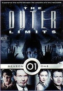 1 of 1 - The Outer Limits Season 1  - DVD - Region 4