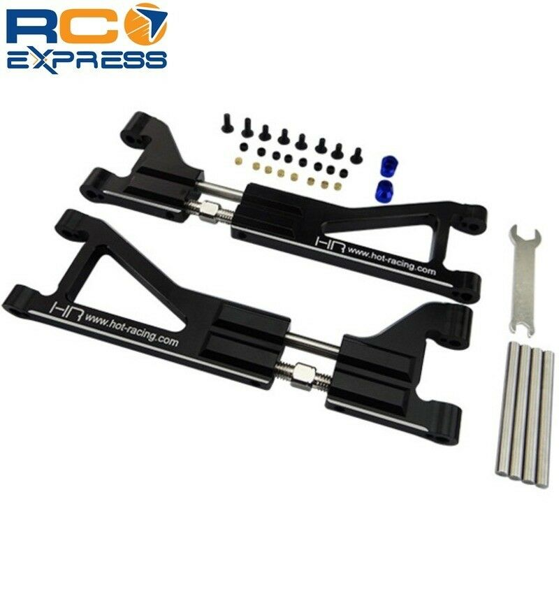 Hot Racing Traxxas X Maxx Aluminum Adjustable Upper Suspension Arms XMX54A01
