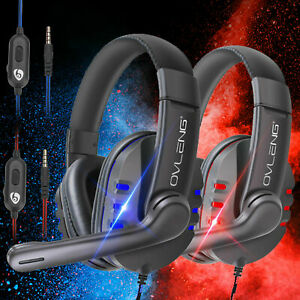 New-Gaming-Headset-Stereo-Headphone-For-PS4-Nintendo-Switch-Xbox-One-Laptop-PC