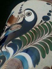 Vintage Mateos Mexico studio pottery vase 8.5 inches