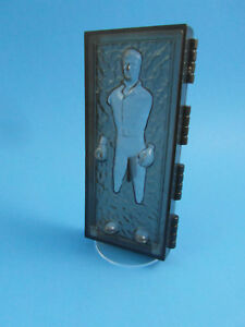 POTF-Last-17-Han-Carbonite-Display-Stand-stand-only-Star-Wars-Kenner-CLEAR