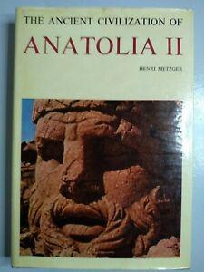 Book-Anatolia-II-The-Cresset-Press-Metzger-First-Ed-1969-Colour-photos