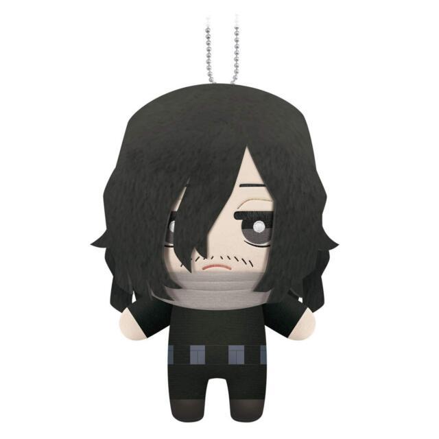 Little Buddy 1706 My Hero Academia 6 Shota Aizawa Plush Dangler For Sale Online Ebay
