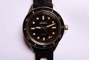 Image is loading ERNEST-BOREL-Super-Bathyscaphe-200m-Vintage-diver-EXTREME- 9be56ed4f76