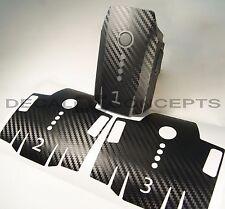 DJI Mavic Carbon Fiber Battery 1-3 Skin Stickers Graphic Wrap Decal 1 2 3 Pro