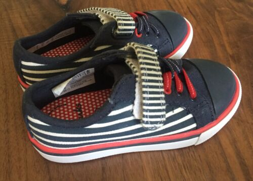 new Size 5f Navy brill Girl Hop 9 Canvas Shoes Clarks 0aPwqx