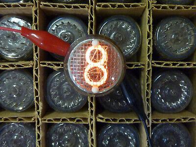 IN14 IN-14 Z573M Nixie Röhre 1 Stück oder mehr für die Uhren NOS 100/% tested