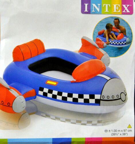 aufblasbares Kinderboot Boot Gummiboot Schlauchboot Pool Planschbecken