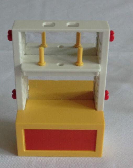 10917 - Playmobil aus Set 4484 Blumenladen X System Regal Wand siehe Foto