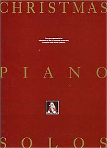 Christmas-Piano-Solos-Sheet-Music-for-Piano-amp-Guitar-with-Chord-Symbols-New