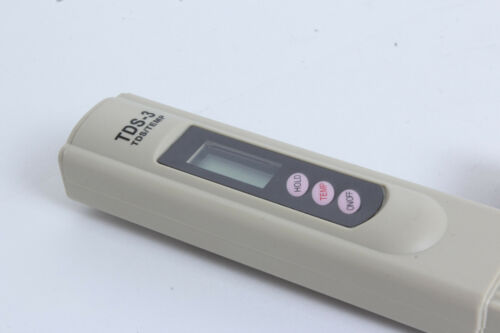 tds-3 Valeur Guide Appareil de Mesure TDS mètre Osmose Inverse Eau appareil de mesure type