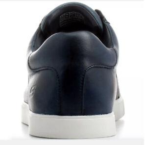 No es suficiente papelería guapo  Skechers Volden Fandom black leather padded retro skate shoe mens  Air-Cooled | eBay