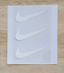 9-Nike-Swoosh-Iron-On-Logos-2-Inches-Heat-Transfer-Vinyl-HTV-WHITE