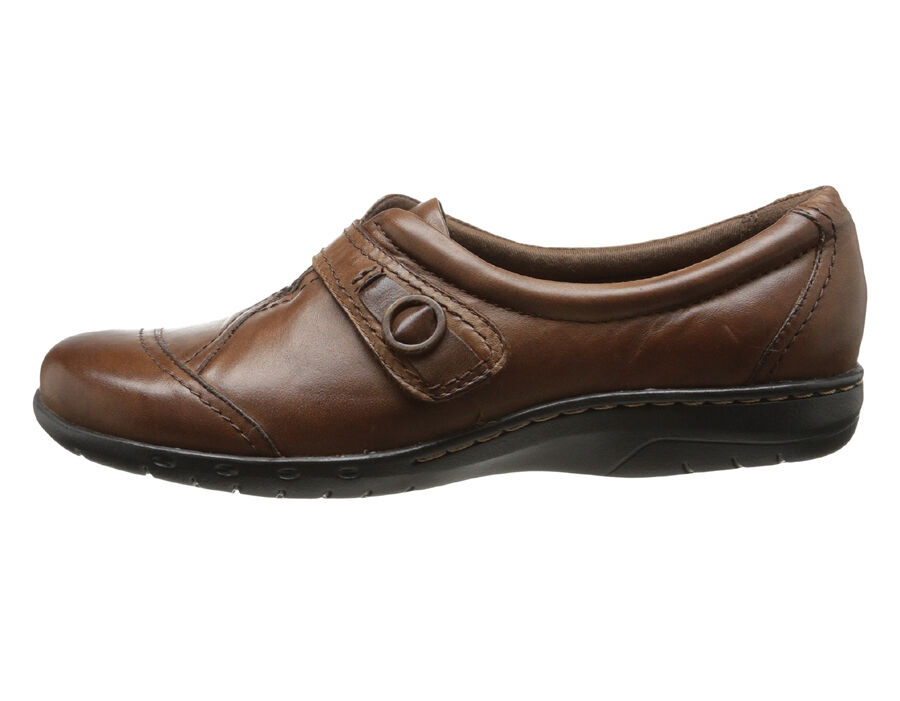 New Rockport Cobb Hill PAMELA Leather femmes chaussures Taille 7.5
