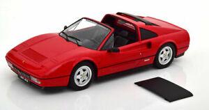 Ferrari 328 GTS rot 1985 - 1:18 KK-Scale
