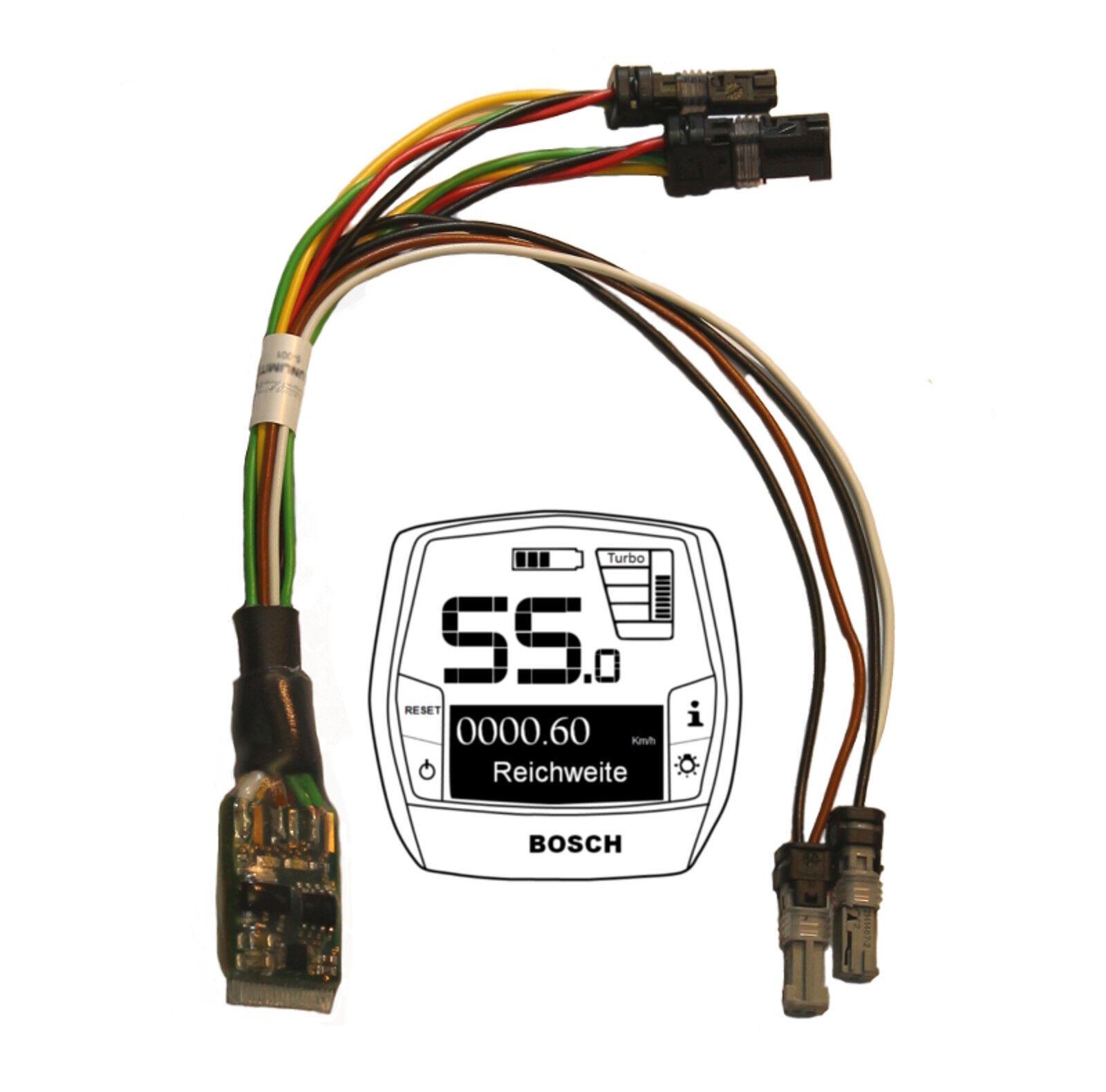 ASA Speed b45.13 - tuningmodul tuningmodul tuningmodul per BOSCH S-Ebikes (Tuning per il Bosch Ebike) dc9db7