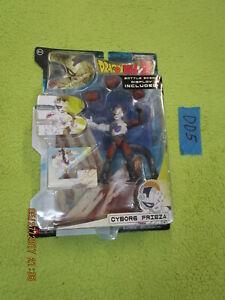 Jakks Dragon Ball Z Lot Dbz Cyborg Frieza Batailles Légendaires Série 18 Dragonball