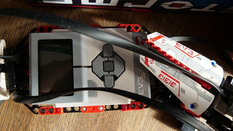 Lego Mindstorm, EV3