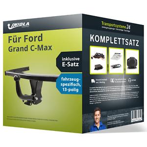 E-Satz NEU AHK Anhängerkupplung starr für FORD Grand C-Max