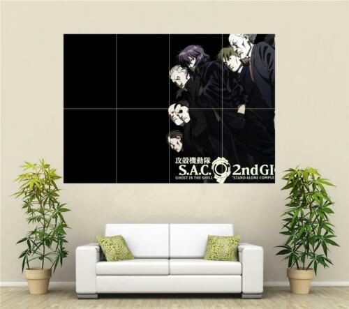 Ghost in the Shell Huge Poster 13 A368