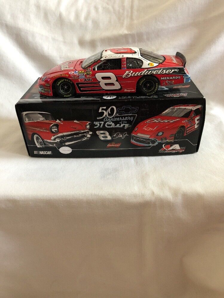El nuevo outlet de marcas online. Dale Dale Dale Earnhardt Jr 2007 MonteCochelo 57 Chevy 50th aniversario 1 24 Firmado  suministro directo de los fabricantes