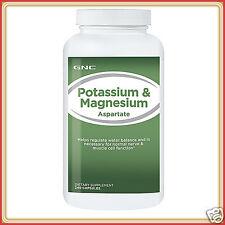 GNC Potassium Magnesium Aspartate 240 caps