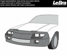 Front End Bra LeBra Custom Front End Cover If your model has fog lights special air-intakes or even pop-up headlights there is a LeBra for you LeBra 551366-01 Each LeBra is specifically designed to your exact vehicle model