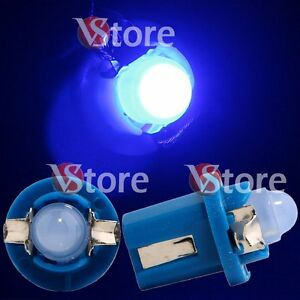 2-LED-T5-B8-5D-BLU-COB-SMD-Lampade-Luci-Per-Cruscotto-Quadro-Strumenti-12v