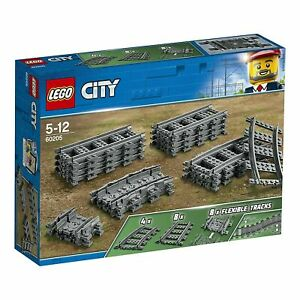 LEGO-City-Train-Tracks-Straight-and-Curve-60205