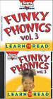 Funky Phonics: v. 3 by Sara Jordan (Mixed media product, 2004)