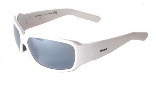 Timberland Earthkeepers TB9024 21D White Grey Mirror Polarised Sunglasses
