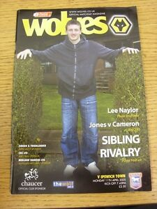 11-04-2005-Wolverhampton-Wanderers-v-Ipswich-Town-Excellent-Condition