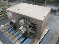 Reznor Natural Gas Heater Ft100 80000btu Output 115v 1ph 60hz Used