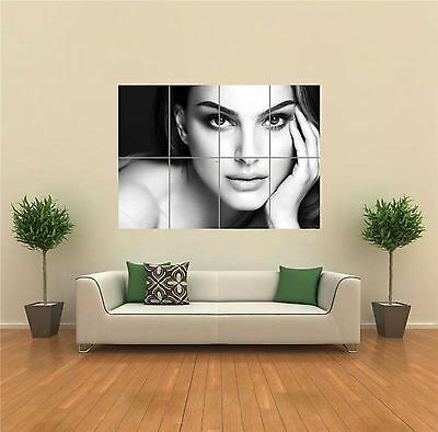 NATALIE PORTMAN NEW GIANT LARGE ART PRINT POSTER PICTURE WALL G1493
