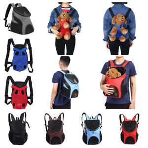 Dog Carriers Pet Dog Carrier Bag Small Animals Carrier Sling Front Mesh Travel Shoulder Bag Outdoor Walking Adjustable Fashion Puppy Bag Home & Garden