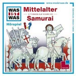 WAS-IST-WAS-034-FOLGE-18-MITTELALTER-SAMURAI-034-CD-HORBUCH-NEU