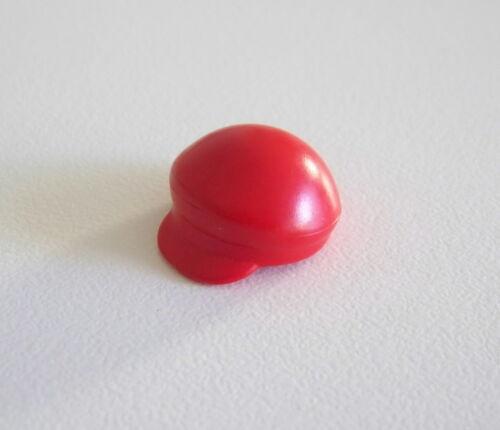 Casquette Rouge 1900 0412 PLAYMOBIL Chapeaux Enfants