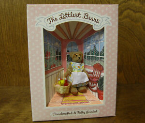 Littlest-Bears-by-Gund-7004-GRANDMOTHER-2-75-034-NEW-from-Retail-Store